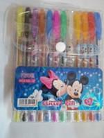 Ручки цветные 12 штук