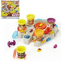 Игровой набор с пластилином  Play-Doh «Звездные войны.Тысячелетний Сокол» B0002 Hasbro