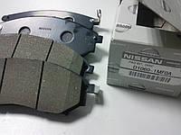 Колодки тормозные передние (оригинал) на Infiniti EX, FX, G, M 35, M37, Q60, Q70, QX50