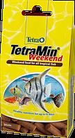 Корм TetraMin Weekend для рыб в палочках, для выходного дня, 20 шт, фото 1