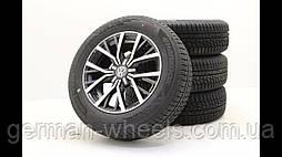 17 оригинальные колеса на VW Tiguan, style Tulsa