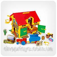 Большой домик фирмы Wader - Домик-ферма, фото 2