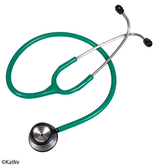 Стетоскоп Стандарт-Престиж, зелёный