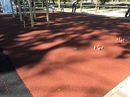 Покрытие для детской площадки 5