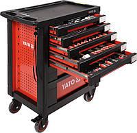 Тележка с инструментами Yato 211 элементов