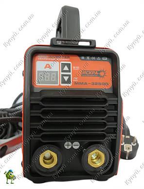 Сварочный инвертор Искра ММА-325GD Industrial line, фото 2