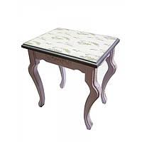 Столик журнальный деревянный Лаванда