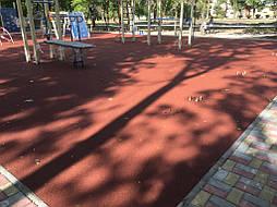 Покрытие для детской площадки 10