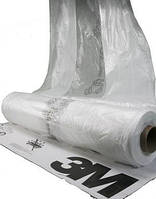 3M Пленка усовершенствованная, маскирующая, прозрачная , 4м х 150м, 115 градусов, рулон