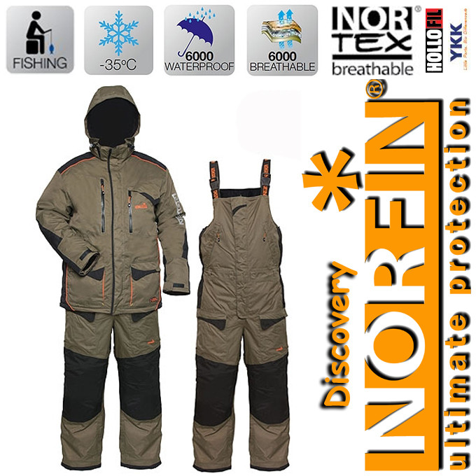 Зимние костюмы норфин цены