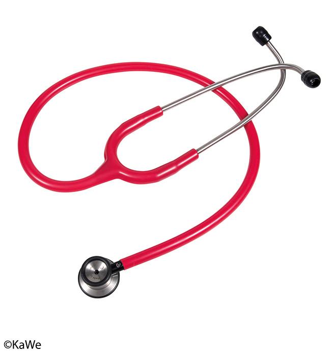 Стетоскоп Бэби-Престиж, красный