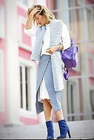 ТОП-5 образов: с чем носить кожаный рюкзак
