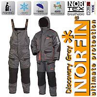 Зимний мужской костюм Norfin Discovery Gray -35С