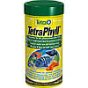 Корм Tetra Phyll для растительноядных рыб в хлопьях, 100 мл
