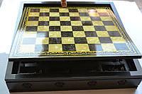 Шахматы металлические (метал+эмаль), фото 1