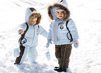 Обновление зимнего ассортимента детской одежды оптом