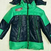 Модная куртка для мальчика новинка сезона