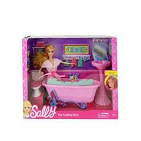 Мебель для куклы ванная комната