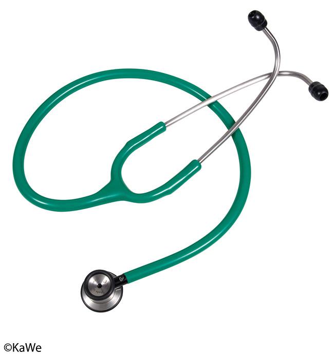 Стетоскоп Бэби-Престиж, зелёный