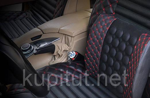 Ортопедическая подушка в машину, автомобильная подушка под спину