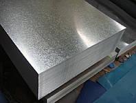 Лист оцинкованный 1000х2000х0,4 мм