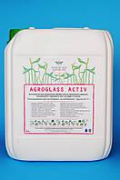 Agroglass Active Органический Кремний-Калий(Нейтральные почвы pH=7),50 л.