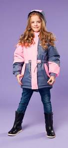 Модели детских курток актуальные зимой 2017-2018 года