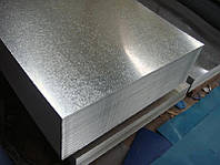 Лист оцинкованный 1000х2000х0,55 мм