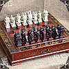 Шахматы антиквариат (столиком)