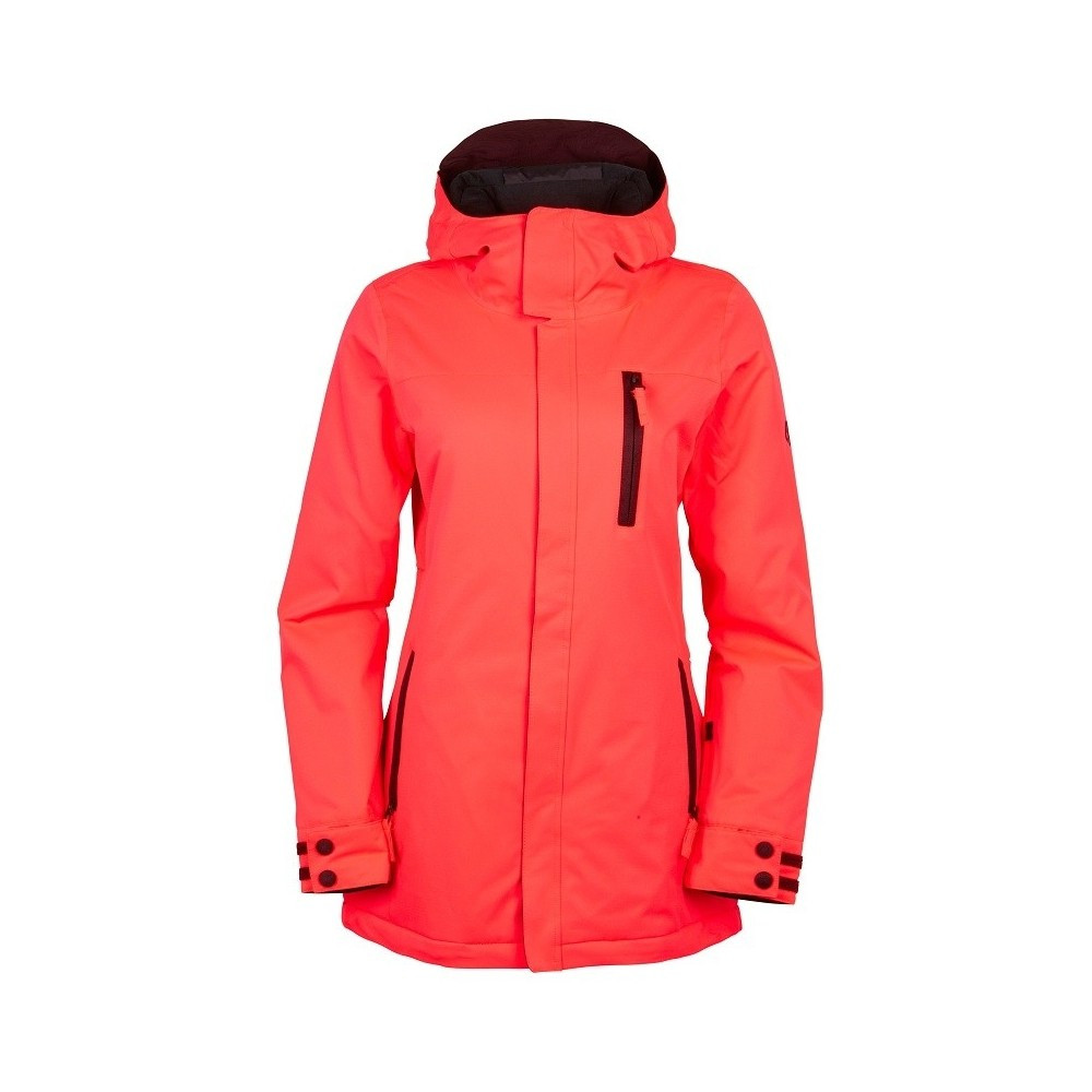 686 куртка Authentic Eden W 2017