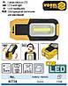 Ліхтарик поворотний LED 1,5 В 47х32х25 мм VOREL-82724