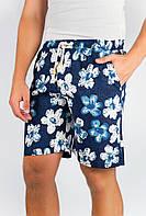 Шорты мужские пляжные AG-0003995 Сине-белый
