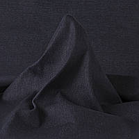 Ткань джинсовая плотная синяя стрейчевая