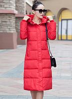 Женский зимний пуховик. Модель 61620, фото 2