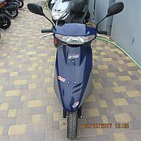 Японский Мопед б.у  HONDA DIO AF-27 (синий)