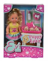 """Кукольный набор Эви """"Маленькие любимцы"""", 3+"""