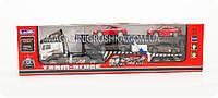 Трейлер на радиоуправлении с машинами (4 гоночные машинки) 789-01CF4