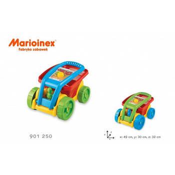 """Дитяча машина """"Гобо"""". Матеріал пластик. Польща. Гарантія якості. Швидка доставка."""