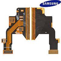 Шлейф для Samsung I9500 Galaxy S4, для ремонта дисплея, оригинал