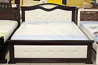 Кровать ортопедическая деревянная, фото 1