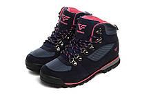 Ботинки женские Gelteo women navyfuchia 41