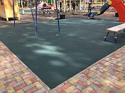 Травмобезопасное покрытие для детской площадки 2
