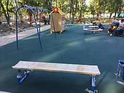 Травмобезопасное покрытие для детской площадки 4