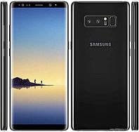 Samsung Galaxy Note 8. 2SIM.6GB/64GB.8 ядер.5и13mPix.Чёрный.Серый+Защитные бампер и плёнка