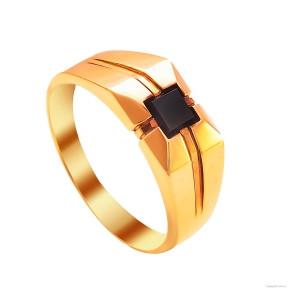 Золотая Печатка Оникс