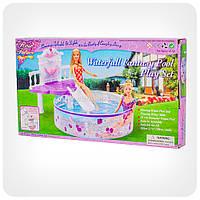 Мебель для кукол «Бассейн» 2678
