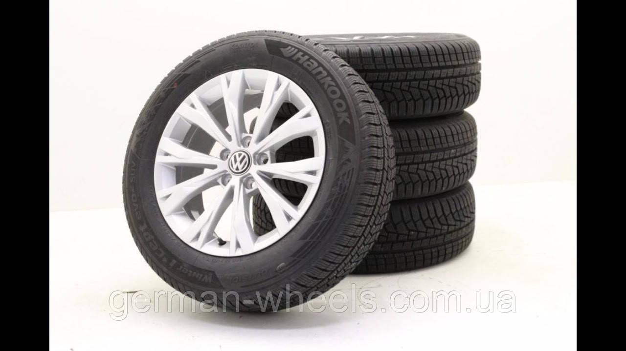 17 оригинальные колеса на VW Tiguan, style Montana