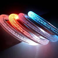 Светящийся браслет на светодиодах