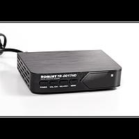 Приставка Т2,DVB-T2, MPEG-4/H.264 HD, FTA, пластиковий корпус Romsat_TR-0017HD