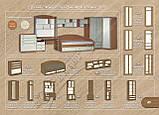 Шкаф комбинированный №10 Фаворит (Континент) 800х530х2100мм , фото 3